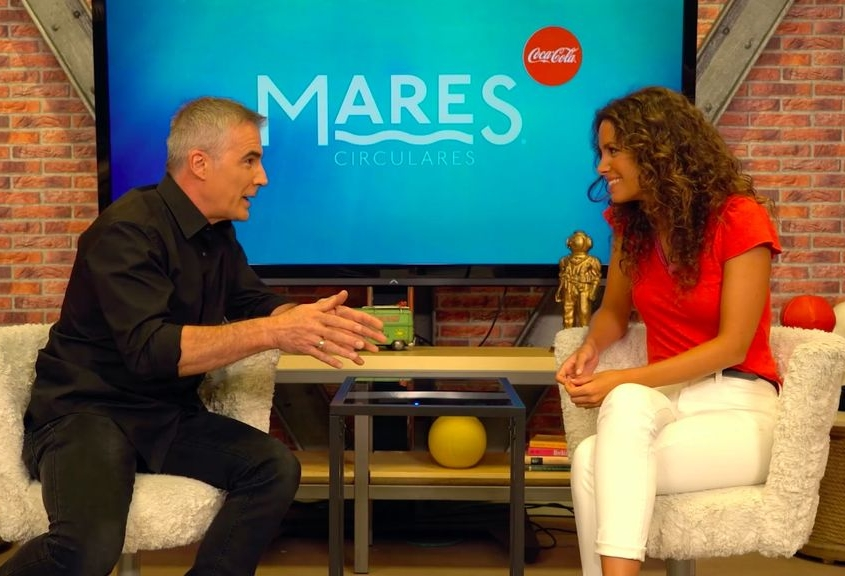 Laura Madrueño y David Cantero