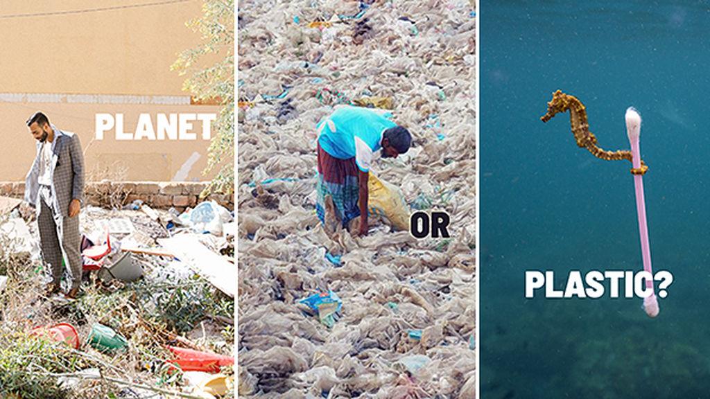 Planeta o plástico