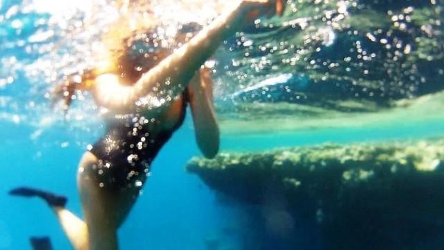 Mar Rojo en apnea