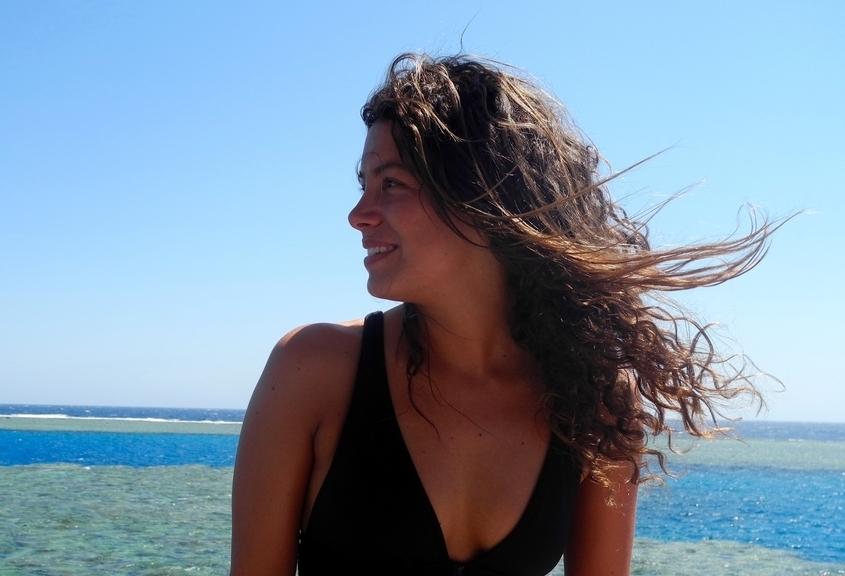 Mar Rojo. Egipto.